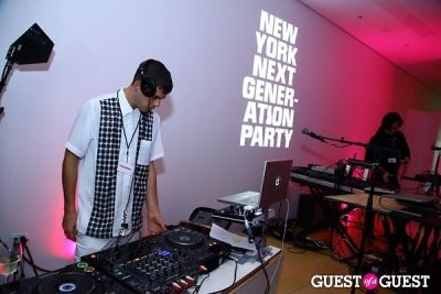 dj physical-therapy in New Museum Next Generation Party