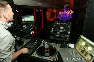 dj sammy-needlz in Live In 5 Launch and Networking Party at Citrine Lounge