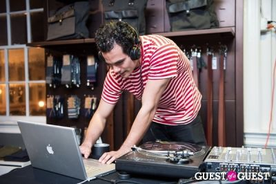 dj steve-starks in #BeBenetton A/W 2013 Collection