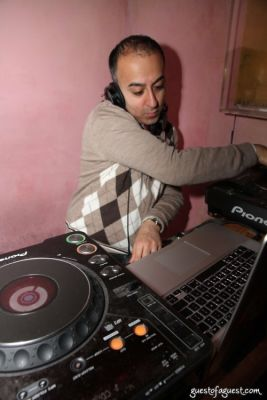 dj suhel in Guestofaguest Xmas Party