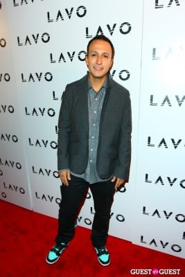 dj vice in Grand Opening of Lavo NYC