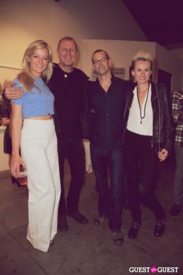 tadeusz torzecki in Private Reception of 'Innocents' - Photos by Moby