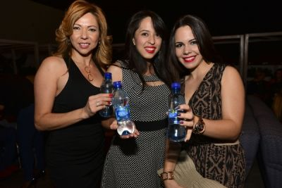 monica cenzano in Marky Ramone Celebrates Marinara Madness Presented By Aquaçai And Cadillac