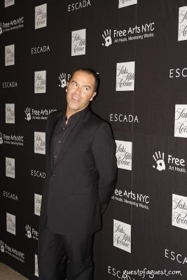damiano biella in Escada Event at Saks Fifth Avenue