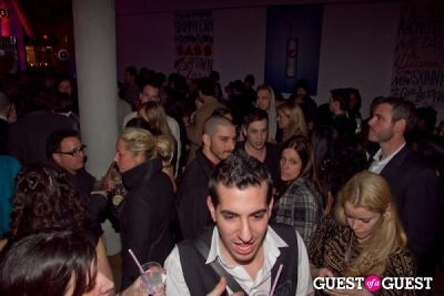 dan schmader in Charlotte Ronson Fall 2011 Afterparty