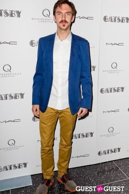 dan stevens in A Private Screening of THE GREAT GATSBY hosted by Quintessentially Lifestyle