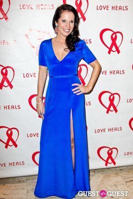 dana auslander in Love Heals 2013 Gala