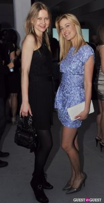 dana power in Carbon NYC Spring Charity Soiree