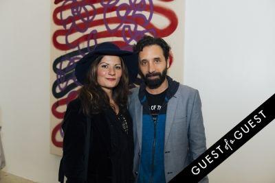 dani tull in LAM Gallery Presents Monique Prieto: Hat Dance