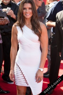 danica patrick in The 2014 ESPYS at the Nokia Theatre L.A. LIVE - Red Carpet