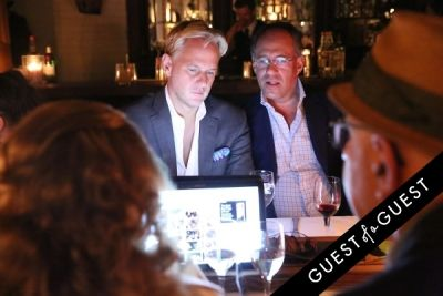 daniel benedict in The Relaunch of Guest of a Guest & The Prelaunch of The Ludlow Hotel