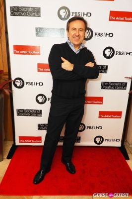 "daniel boulud in Launch Party at Bar Boulud - ""The Artist Toolbox"""