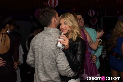 daniel caven in SPiN Standard Presents Valentine's '80s Prom at The Standard, Downtown