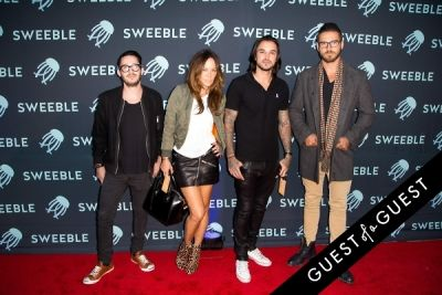 daniel cohen in Sweeble Launch Event