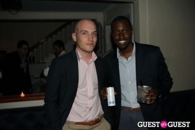 phaon spurlock in Jessica White Foundation Benefit/ Blue & Cream Anniversary Party