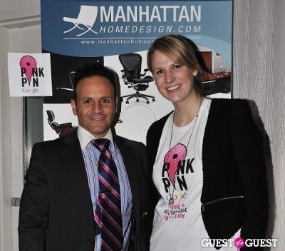 noel paasch in An Evening PINKnic hosted by Manhattan Home Design
