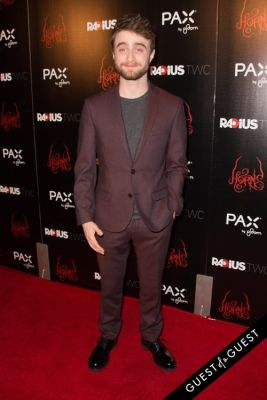 daniel radcliffe in Premiere of PAX by Ploom presents TWC's HORNS