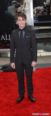 daniel radcliffe in Harry Potter And The Deathly Hallows Part 2 New York Premiere
