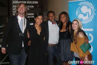 ashley sousa in UNICEF Next Generation LA Launch Event