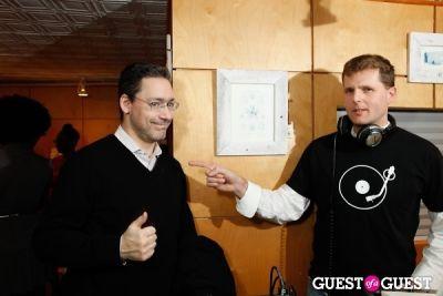 daniel stark in Ruff and Cutt's Glittering Conscience Shop