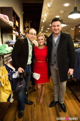 irina boyar in GANT Spring/Summer 2013 Collection Viewing Party