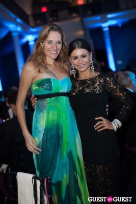 carol melo in Brazil Foundation Gala