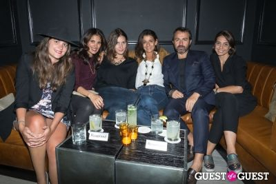 polat uyal in Oliver Theyskens Theory After Party