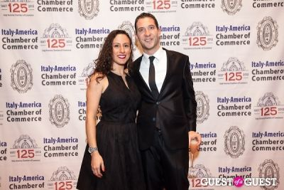thibaud vieulle in Italy America CC 125th Anniversary Gala