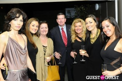 danielle posa in Champagne & Caroling: Royal Asscher Diamond Hosting Private Event to Benefit the Ave Maria University
