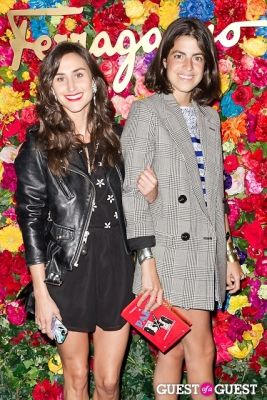 danielle snyder in Ferragamo Celebrates The Launch of L'Icona