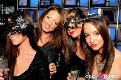 danielle whistler in Attica & Grey Goose Masquerade Ball