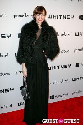 danijela lazarevic in Whitney Museum of American Art's 2012 Studio Party