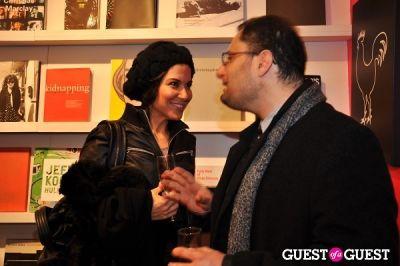 danna galmoran in Exhibition A Launch