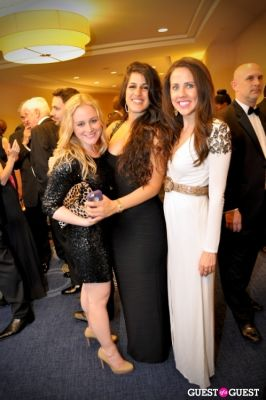 dannia hakki in White House Correspondents' Dinner 2013