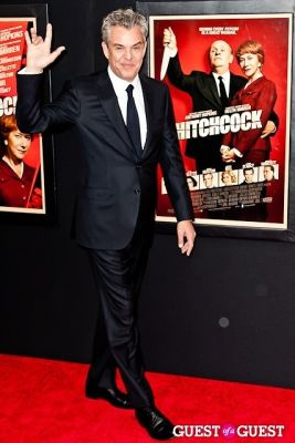 danny huston in HITCHCOCK The New York Premiere