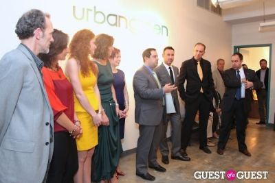 nancy mcguire in UrbanGreen Launch Party