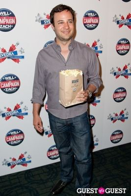 danny strong in SVEDKA Vodka Presents a Special NY Screening of Warner Bros. Pictures' THE CAMPAIGN