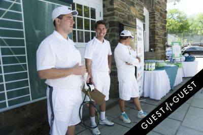 lily donaldson in Silicon Alley Tennis Invitational