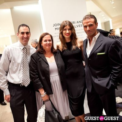 daryl blank in Join Saks, Allegri and Michelle Alves to Celebrate High School of Fashion Industries