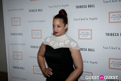 dasha palonco in New York Academy of Arts TriBeCa Ball Presented by Van Cleef & Arpels