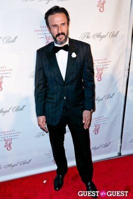 david arquette in Gabrielle's Angel Foundation Hosts Angel Ball 2012