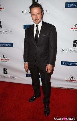 david arquette in LA Ballet Rubies Gala 2013 Honoring Nigel Lythgoe
