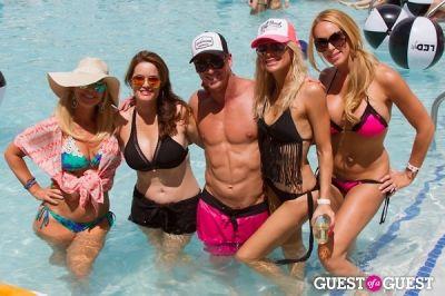 kim ball in Coachella: LED Day Club at the Hard Rock Hotel