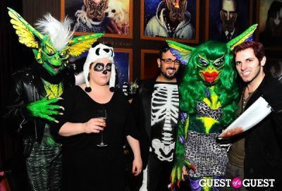 philipe blond in Patricia Field Aristo Halloween Party!