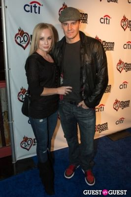 david boreanaz in House of Blues 20th Anniversary Celebration