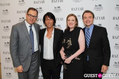 michael clinton in Harper's Bazaar Greatest Hits Launch Party