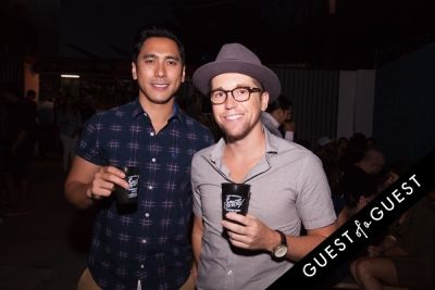 matt wall in Original Penguin 60th Anniversary Party
