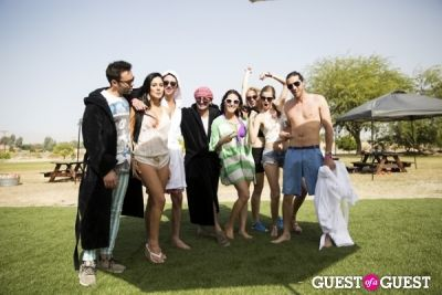 dylan trussel in Coachella: Dolce Vita / J.D. Fisk House Party