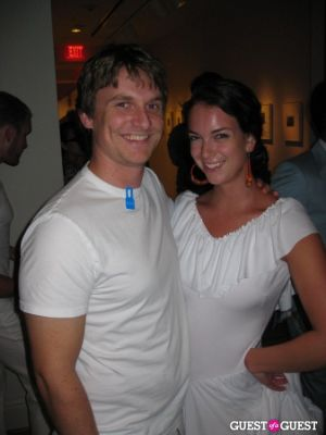 david hamric in Phillips After 5: White Party