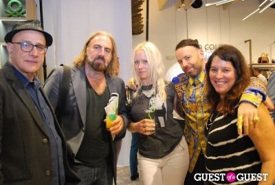 david hershkovits in United Colors of Benetton and PAPER Magazine celebrate the launch of new Benetton